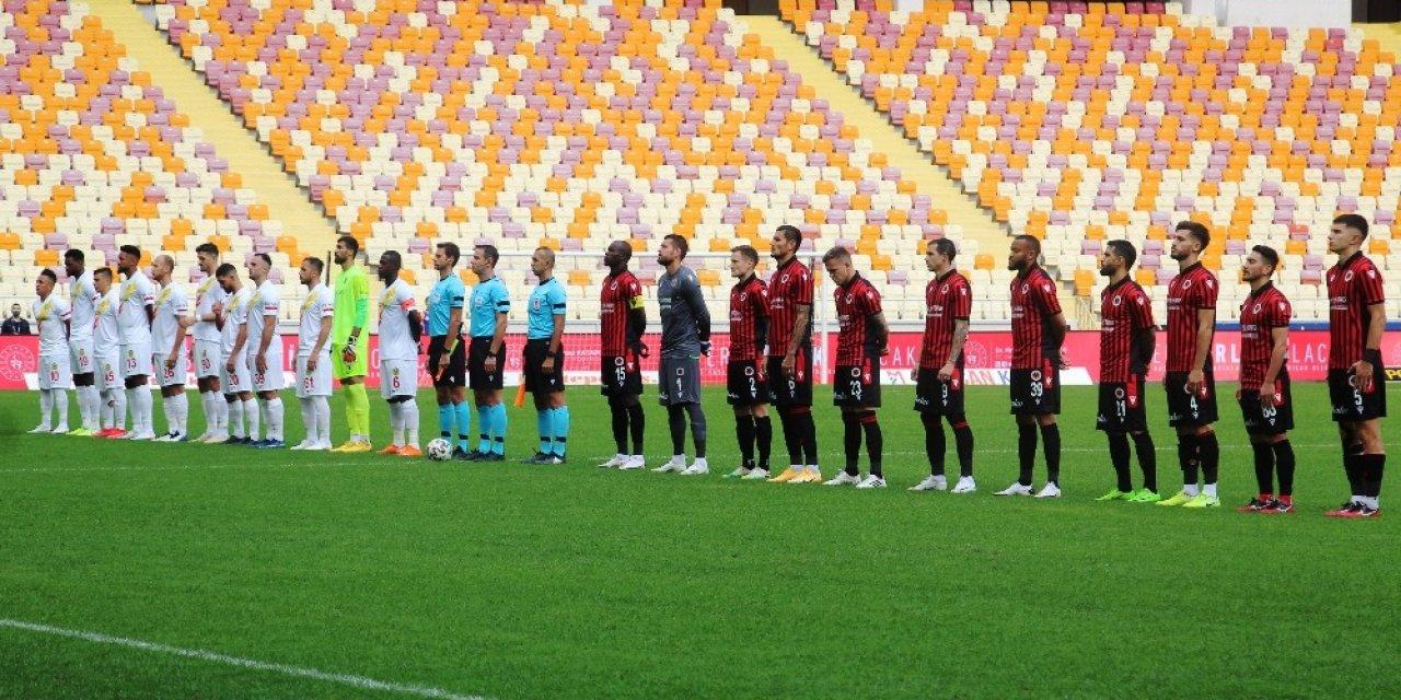 Yeni Malatyaspor - Gençlerbirliği: 2-1