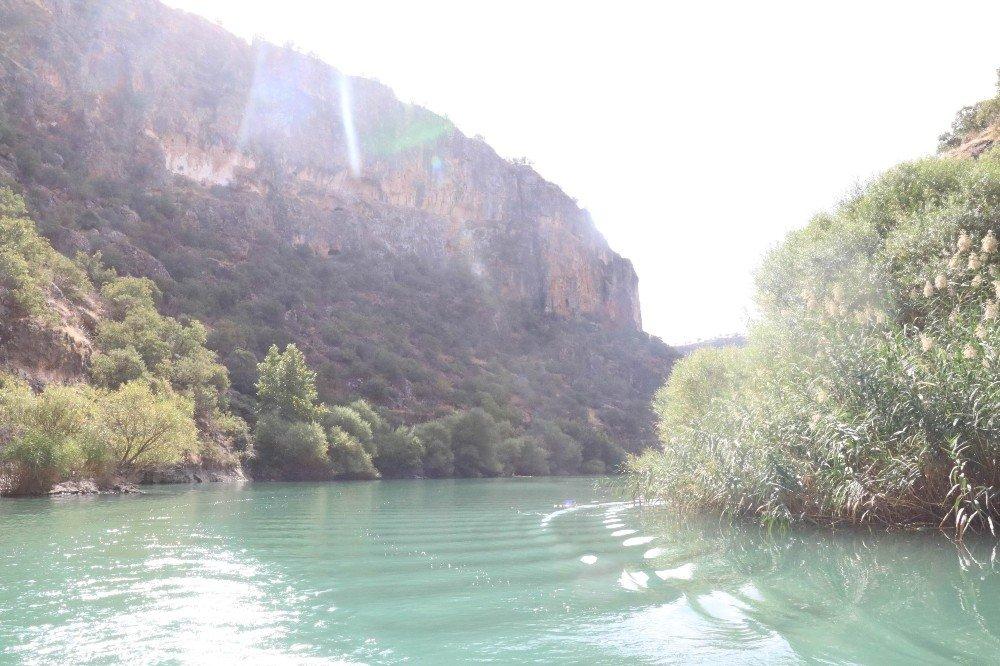 Turizmin Gözdesi Rumkale'ye Rakip Habeş Kanyonu