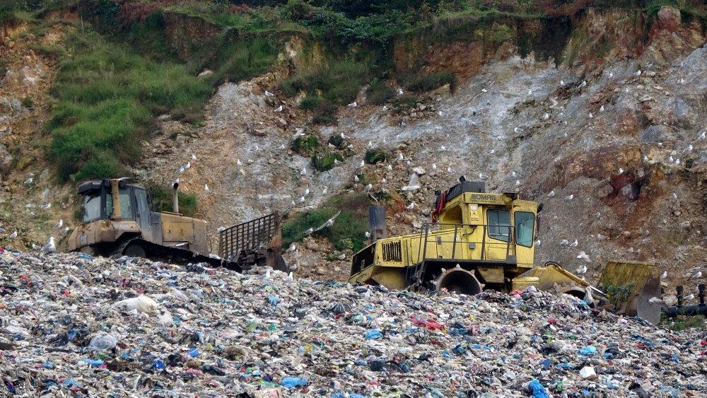 Doluluk Seviyesine Ulaşan Çöp Tesisinde 'Patlama' ve 'Sızıntı' Tedirginliği