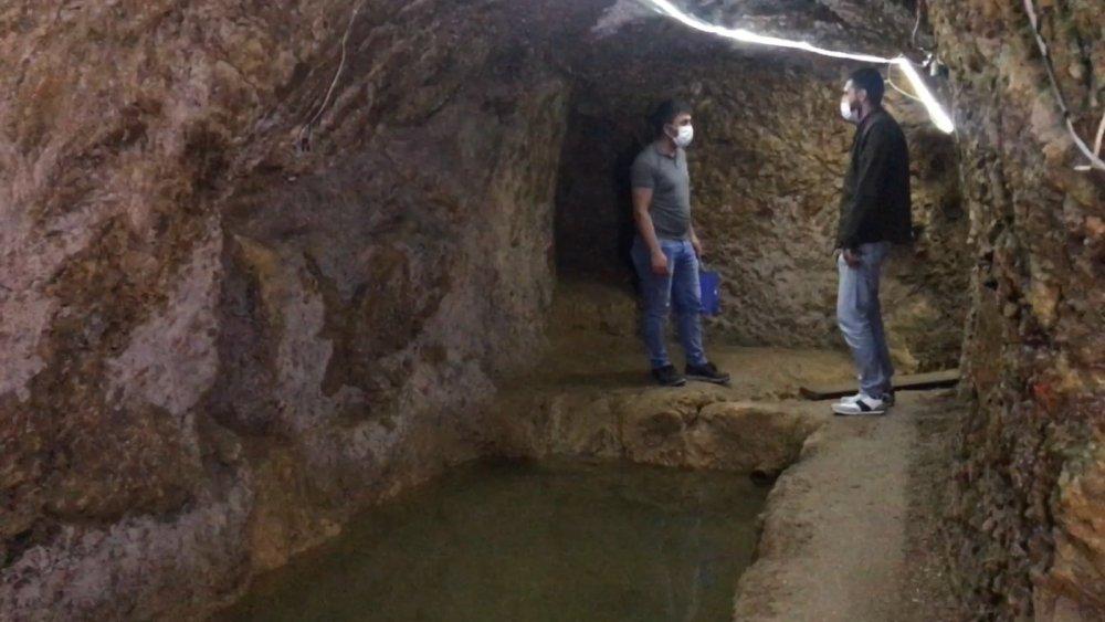 İnşaat Kazısında Keşfedilen Yer Altı Şehrine Yeni Kazı